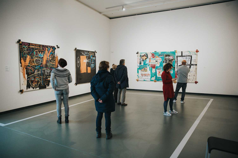 Basquiat – the artist and his New York scene
