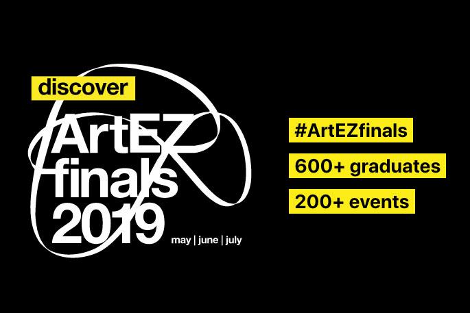 ArtEZ Finals – Graduation Show 2019