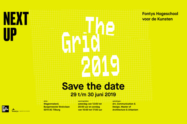 FHK: THE GRID – Graduation Show 2019