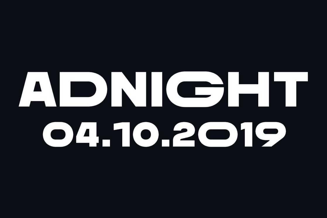 Adnight 2019