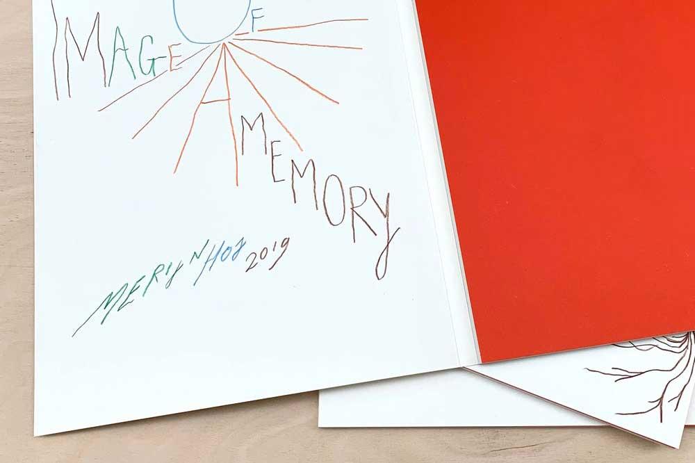 Merijn Hos 'Image of a Memory' publication launch