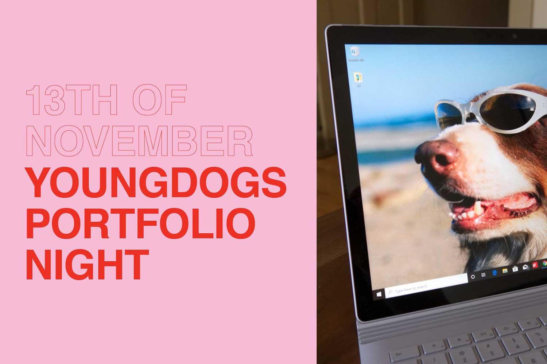 YoungDogs Portfolio Night