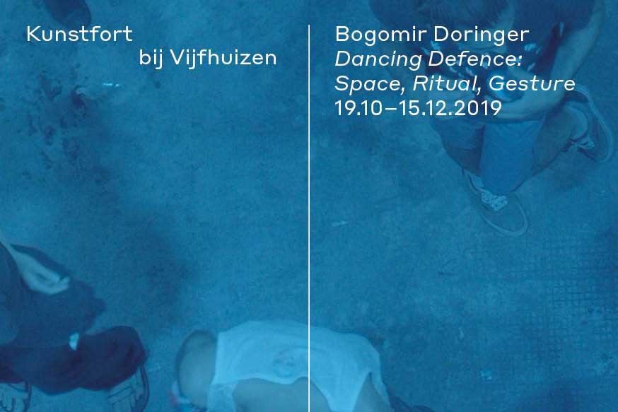 Bogomir Doringer – Dancing Defence: Space, Ritual, Gesture