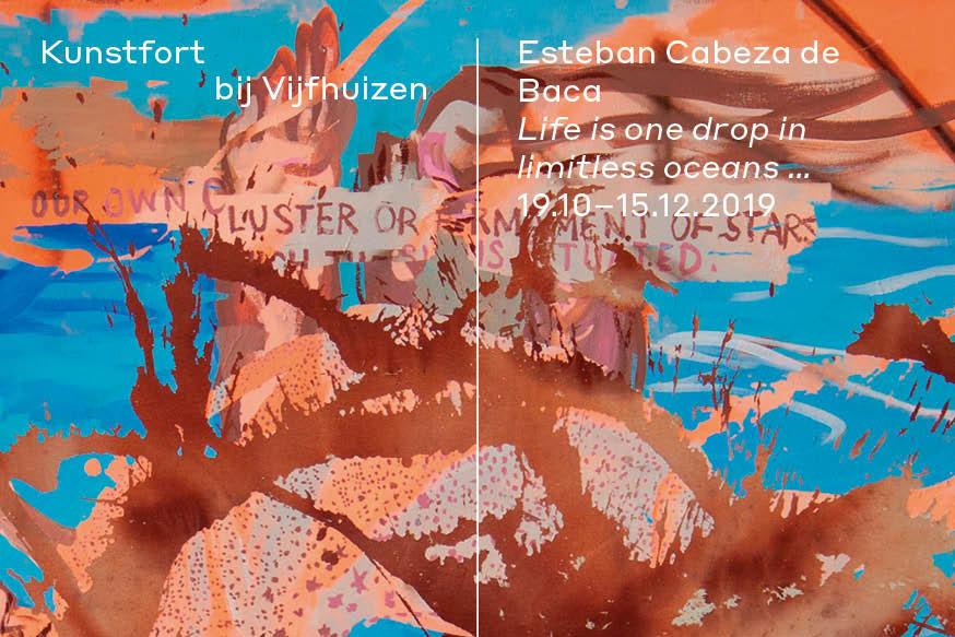 Esteban Cabeza de Baca – Life is one drop in limitless oceans...