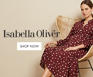 Advert for Isabella Oliver