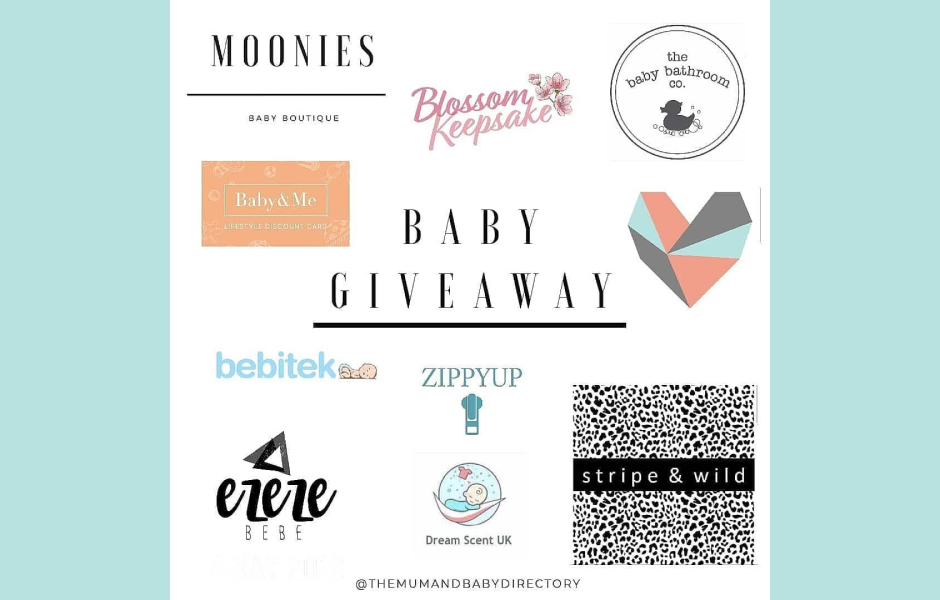 The Mum & Baby Directory Launch Giveaway