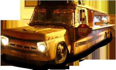 Salty Joe's Bus