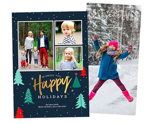 Personalized Photo Cards & Announcements