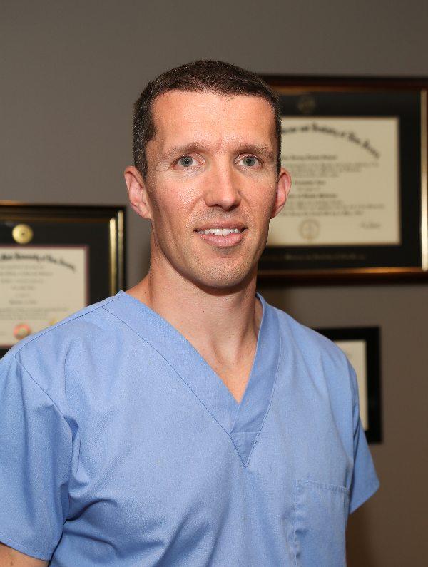 Headshot of Dr. Cox