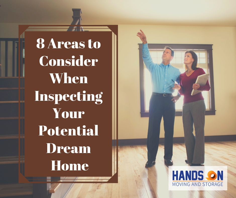 8 Areas to Consider When Inspecting Your Potential Dream Home