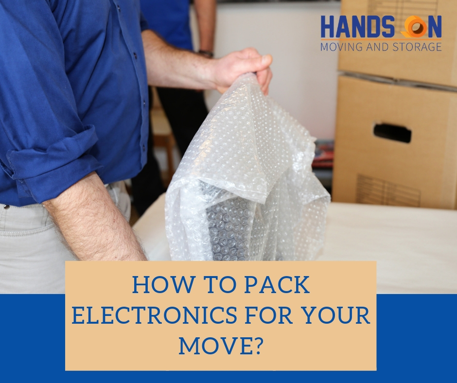 How to Properly Pack Your Valuable Electronics