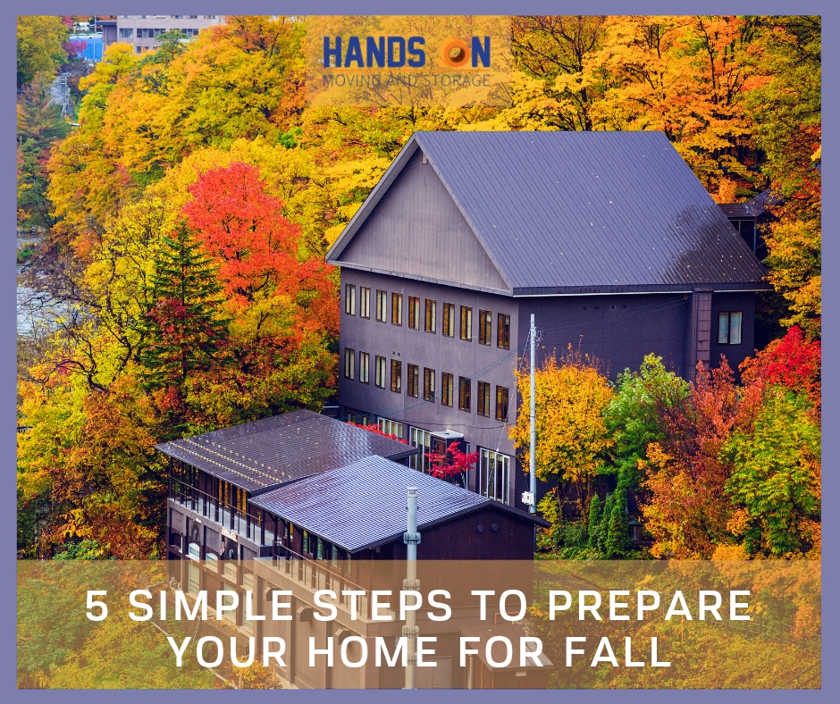 5 Simple Steps to Prepare Your Home for Fall