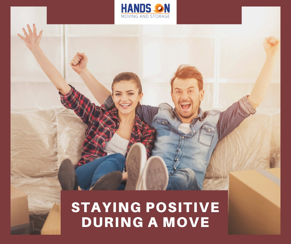 How to Stay Positive During a Move