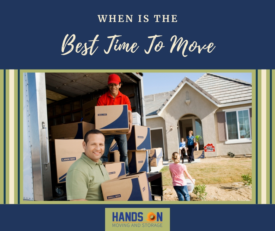 When‌ ‌Is‌ ‌the‌ ‌Best‌ ‌Time‌ ‌to‌ ‌Move?‌ ‌ - Moving company in CT