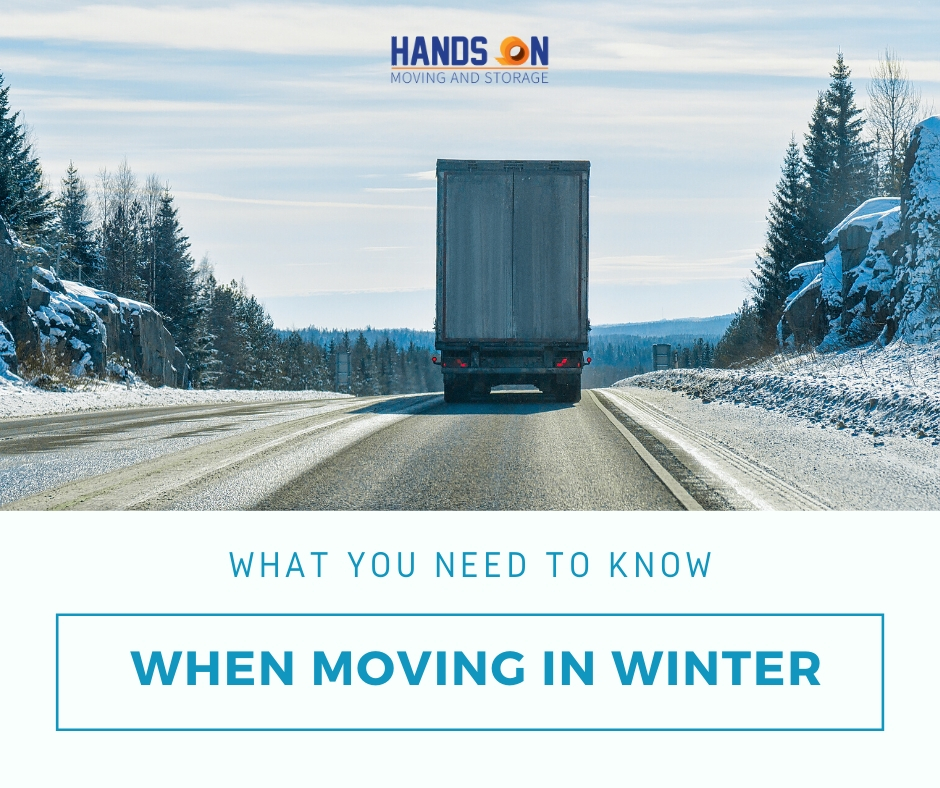 What Do You Need to Know When Moving in Winter?