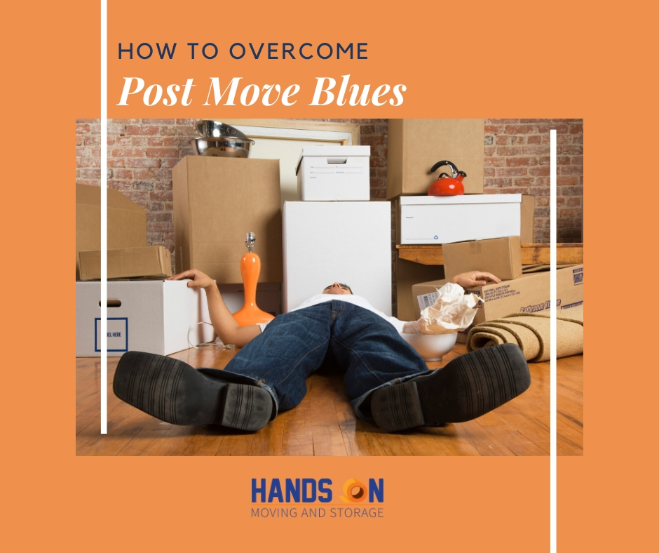 How to Overcome Post-Move Blues?