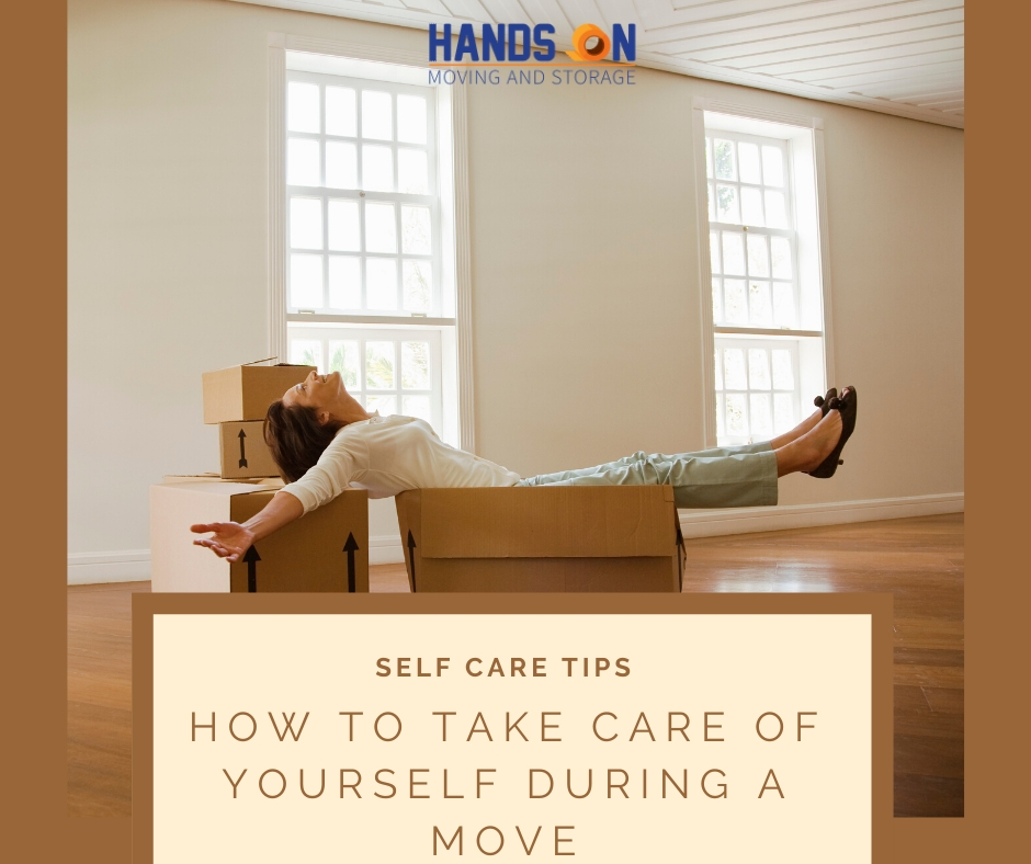 Self-Care Tips: How to Take Care of Yourself During a Move
