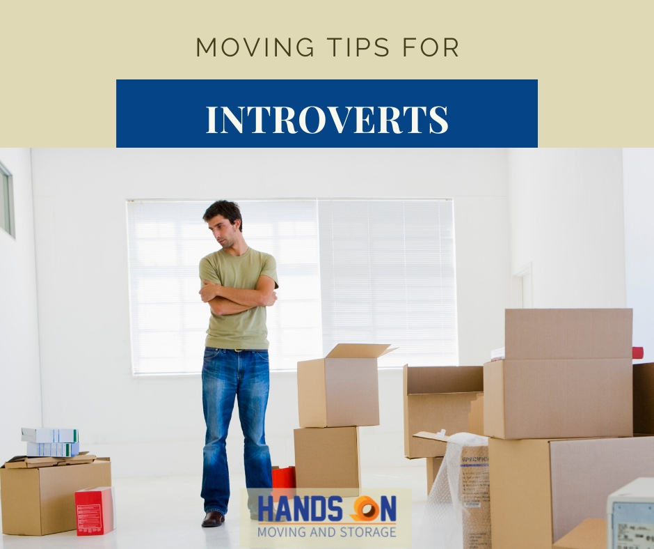 Moving Tips for Introverts | local moving company in CT