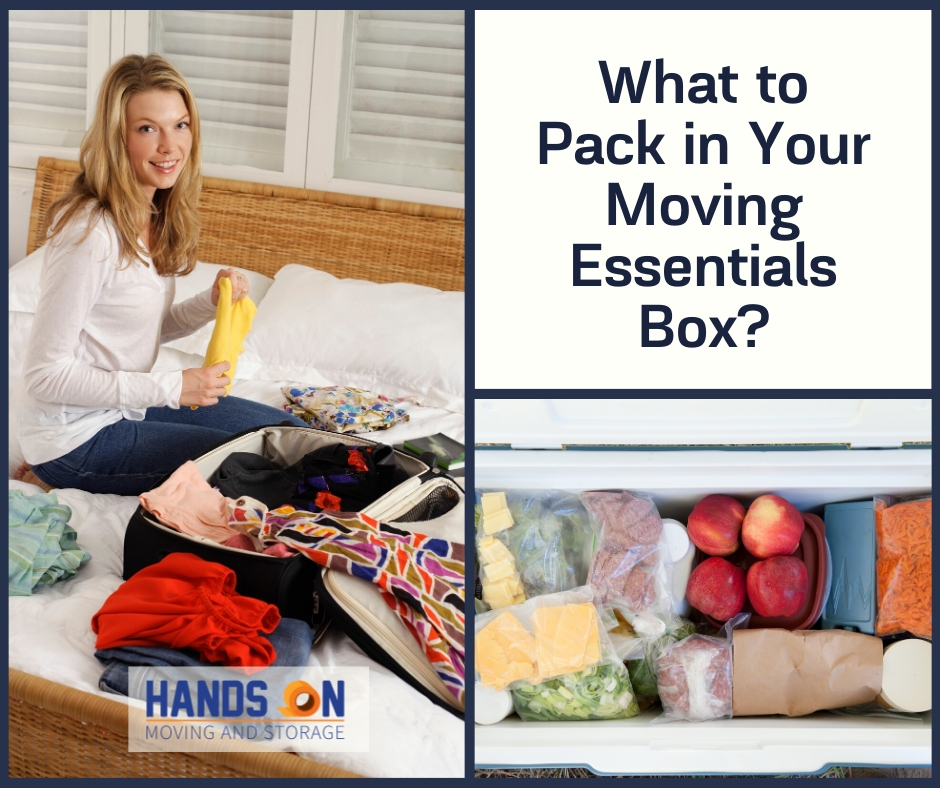 What to Pack in Your Moving Essentials Box | moving company in CT