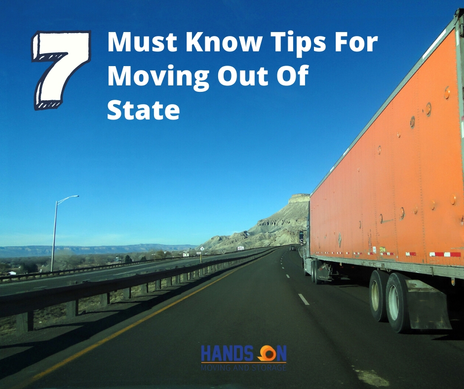 7 Must Know Tips For Moving Out Of State
