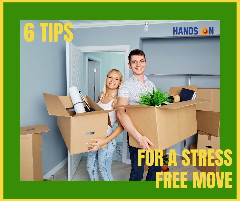 6 Tips for a Stress-Free Move