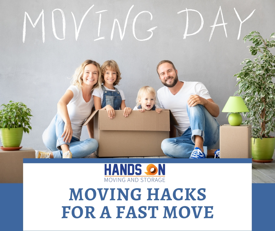 Moving Hacks for a Fast Move