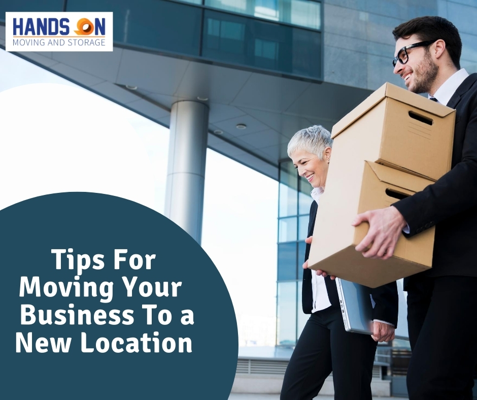 Tips For Moving your Business to a New Location