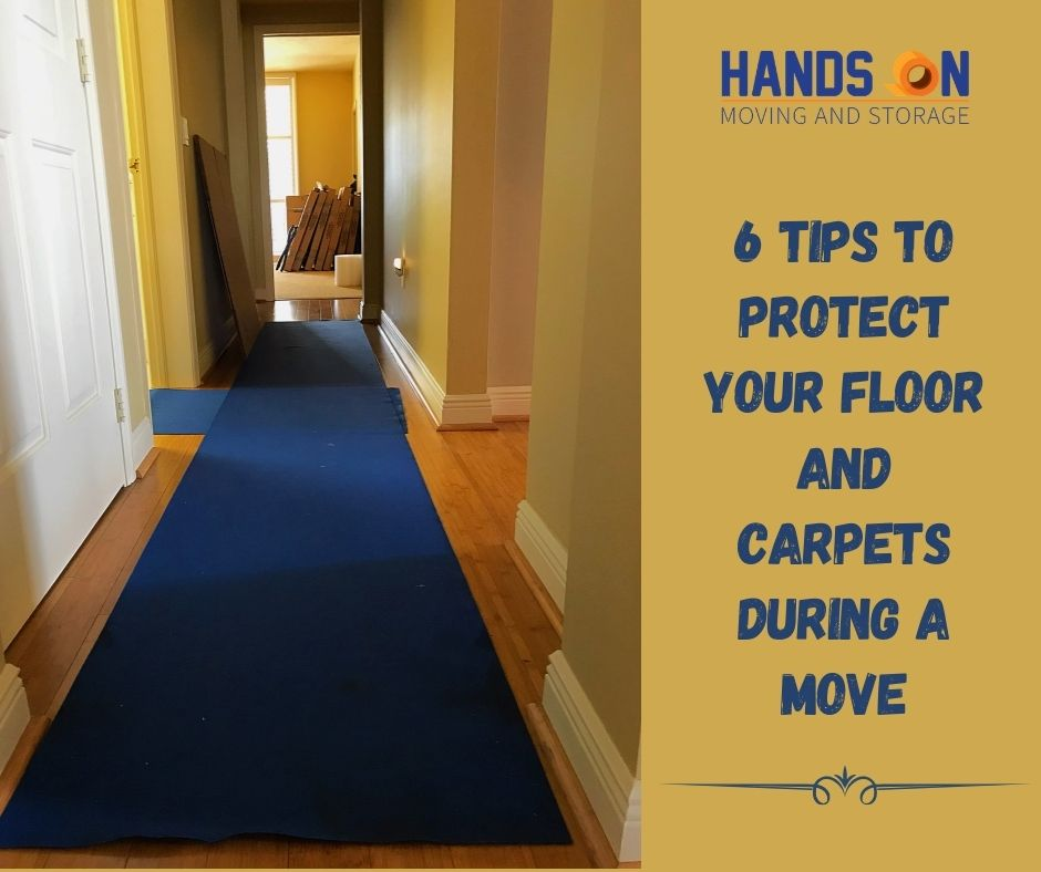 6 Tips for Protecting Your Floor and Carpets During a Move