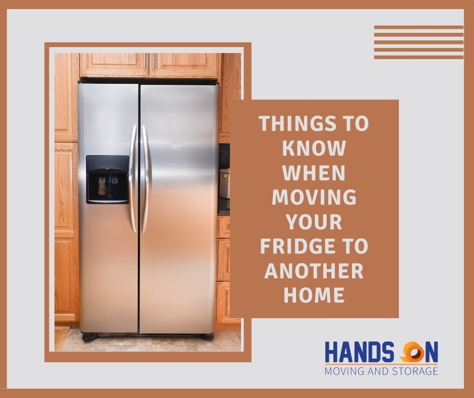 Things to Know When Moving Your Fridge to Another Home