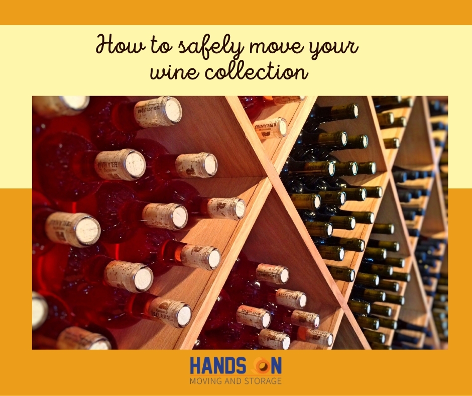 How to safely move your wine collection