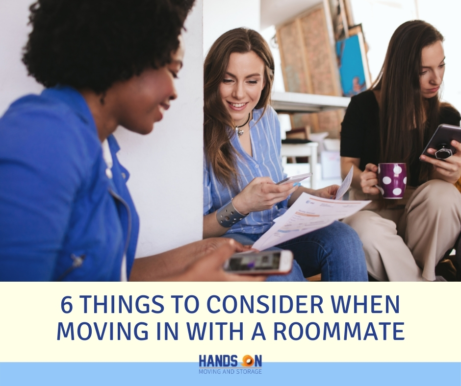 6 Things to Consider When Moving in with a Roommate
