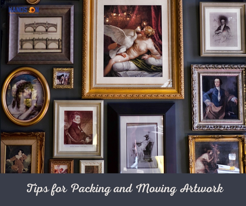 8 Tips for Packing and Moving Artwork