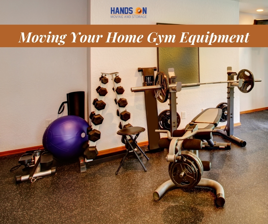 Moving Your Home Gym Equipment