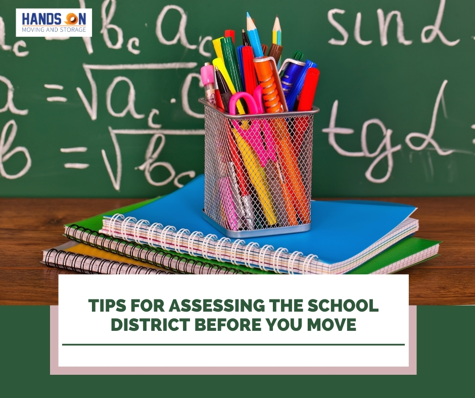 Tips for Assessing the School District Before You Move