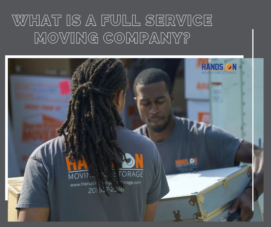 What is a Full Service Moving Company?