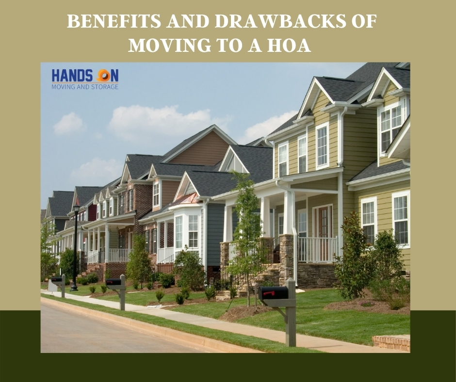 Benefits and Drawbacks of Moving to a HOA