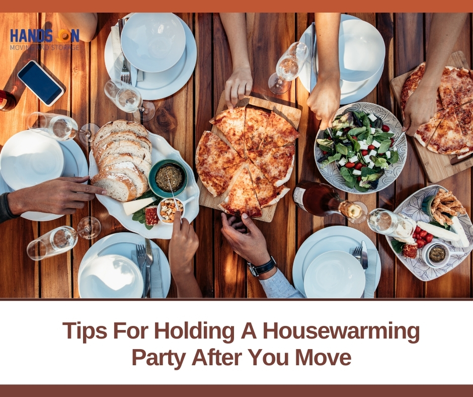 Tips For Holding A Housewarmimg Party After You Move