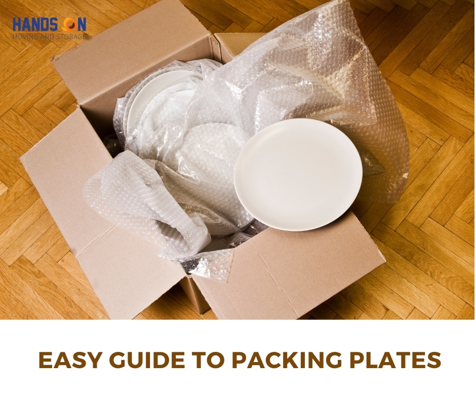 Packing Plates For Your Move