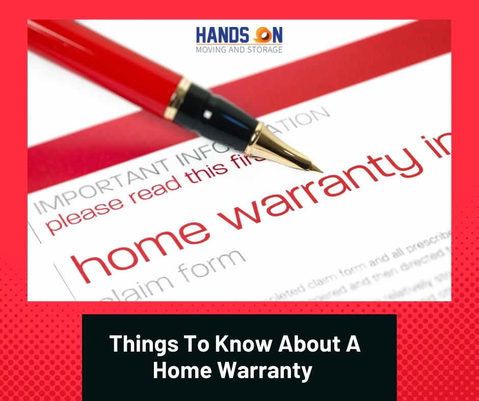 Things To Know About A Home Warranty Before You Move In