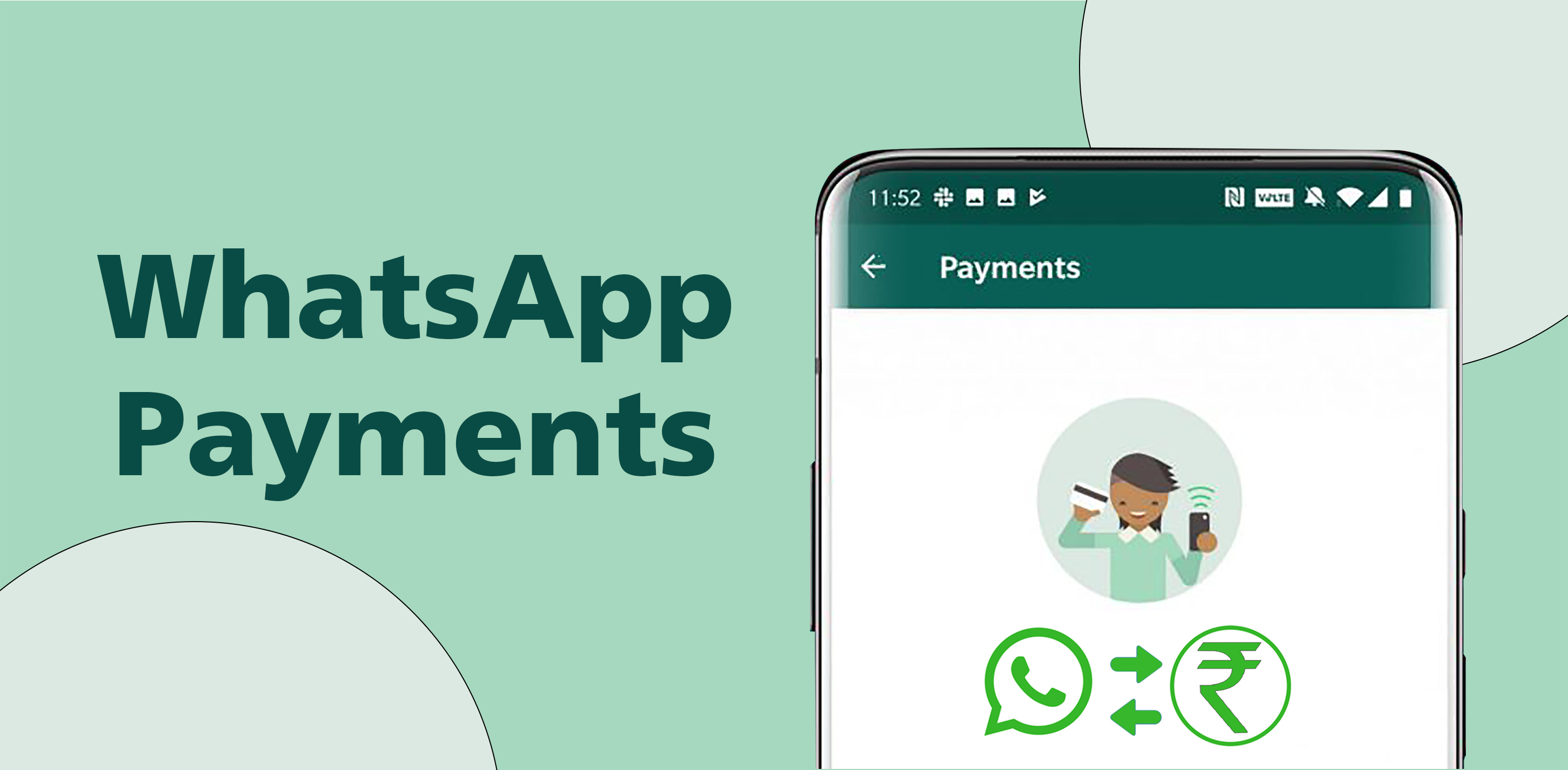 WhatsApp to Launch Digital Payment Service in India!