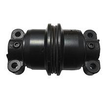 Inner flange bottom roller group