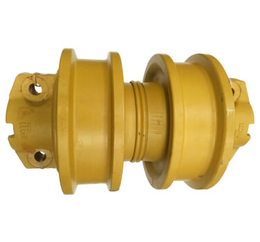 Double Flange Lower Roller Group