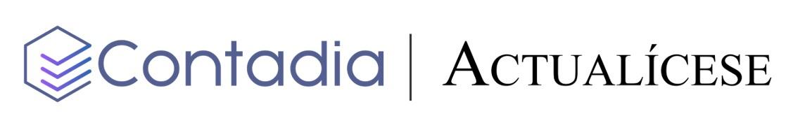 Logo Contadia Actualícese