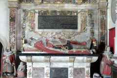 Tomb of the Third Earl of Bath