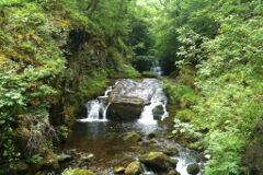 Exmoor Waterfall