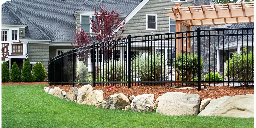 Industrial Steel Fencing Solutions   A Fence Above The Rest