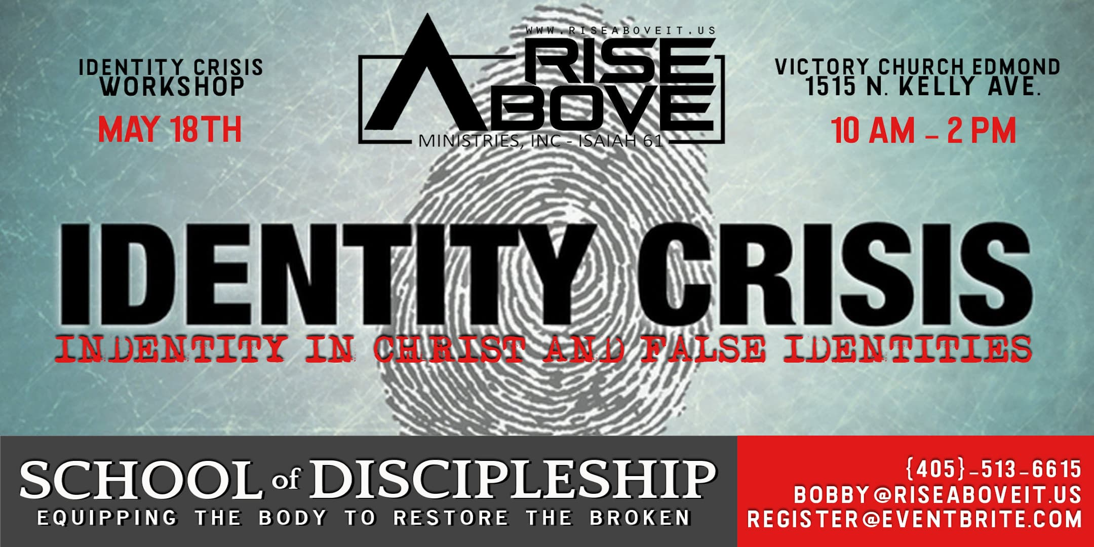 Identity Crisis Workshop