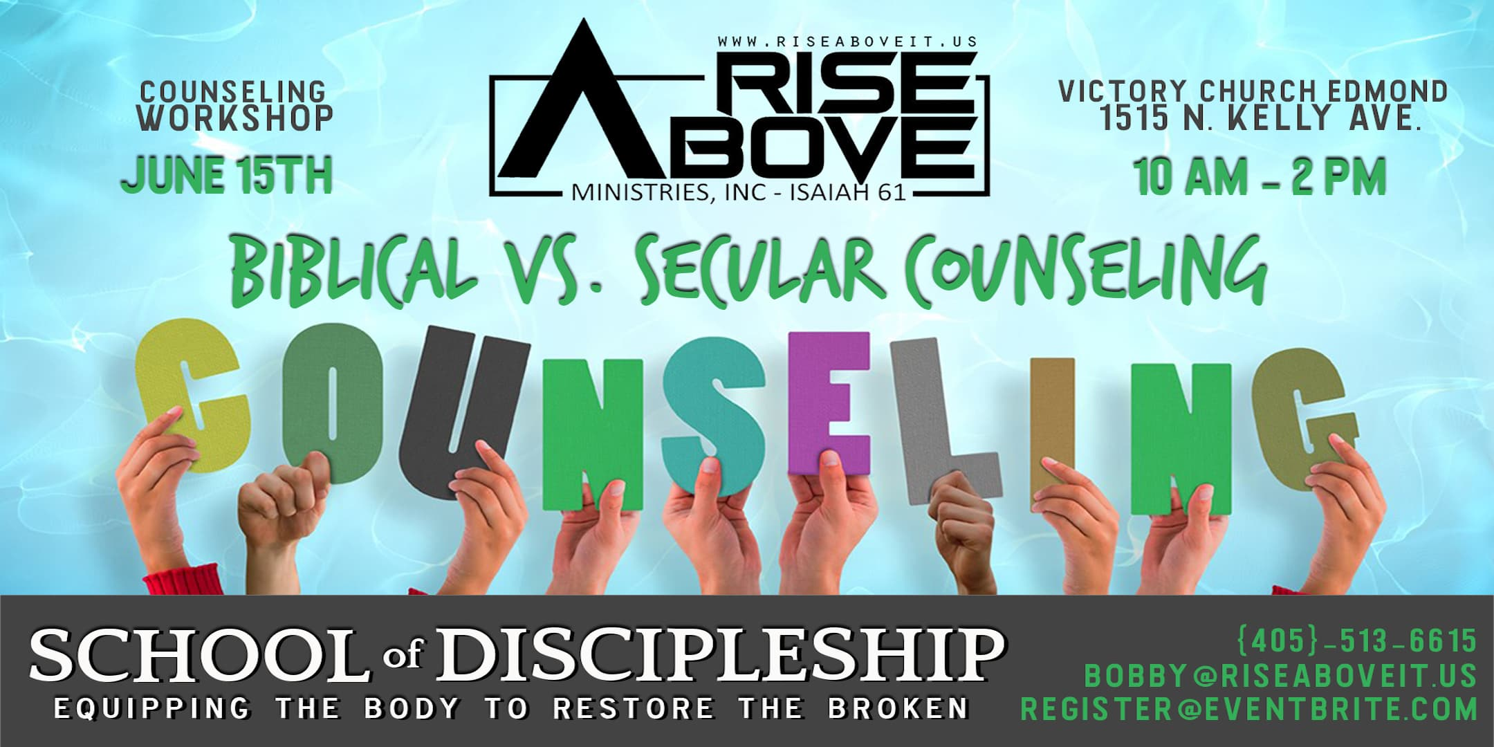 Biblical Counseling Workshop