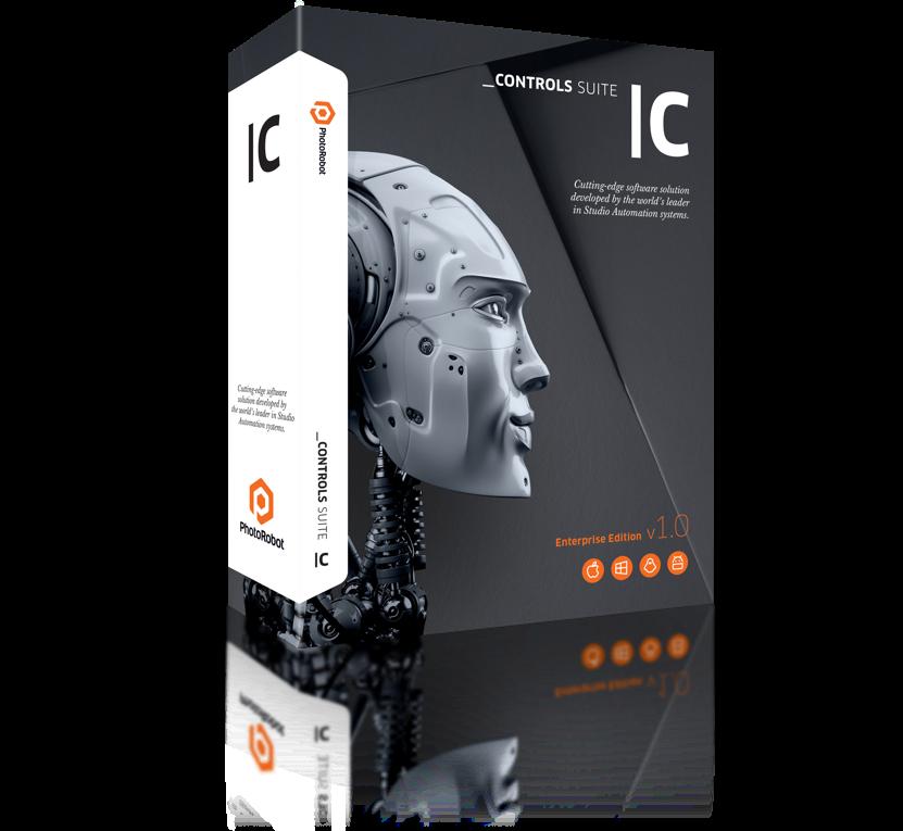 PhotoRobot Kontrol - softwarepakke til automatiseret billedproduktion