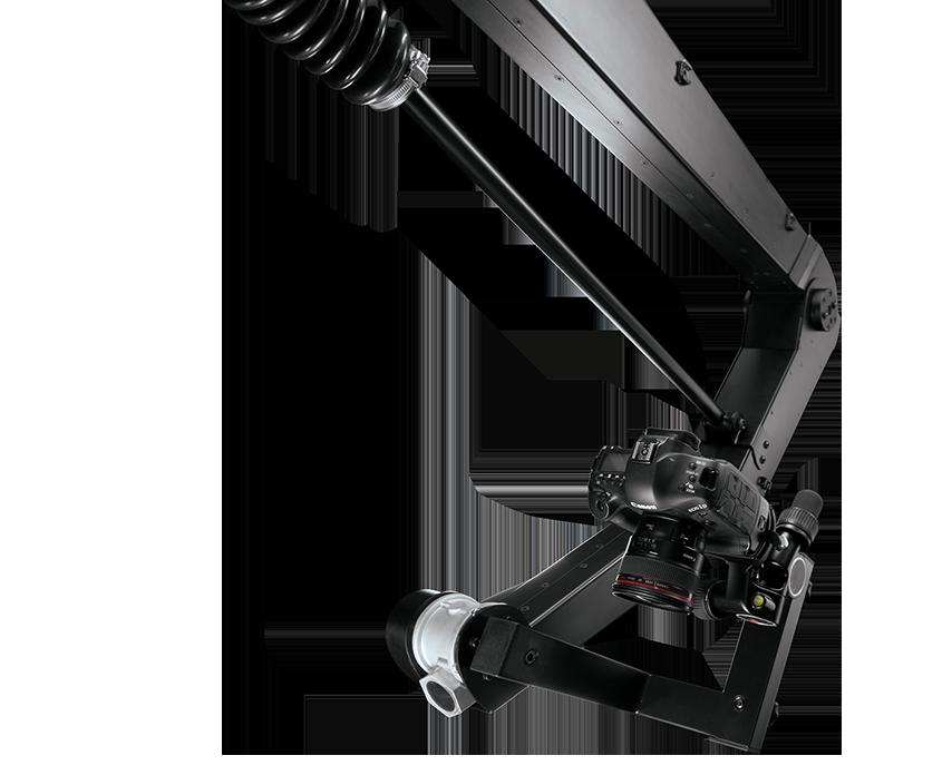 PhotoRobot VARIO - robotske podrobnosti o roki